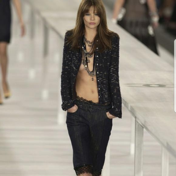 Chanel Jacket Size 34
